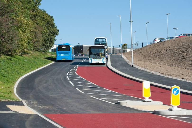 Warm welcome for additional bus and rail investment