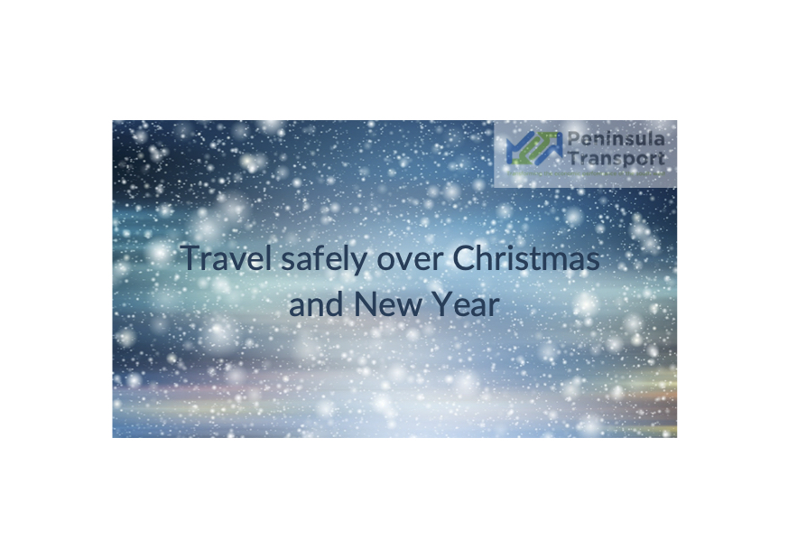 Christmas travel advice is stay local