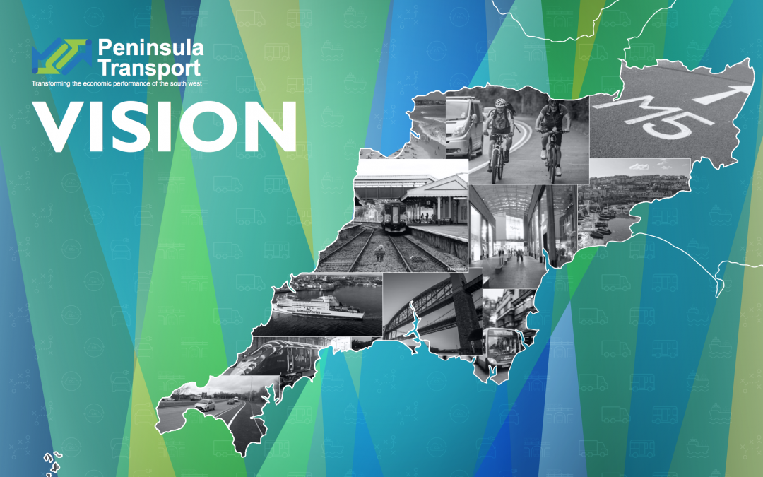 Last chance to comment on transport vision for the South West